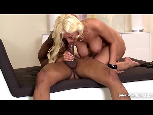 Milf Blondie Fesser From Argentina Fucked Balls Deep By Big Black Dick