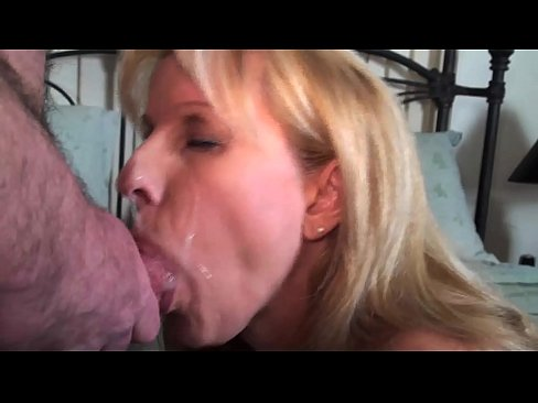 A handful of my CUM-in-Mouth video clips in one video #2