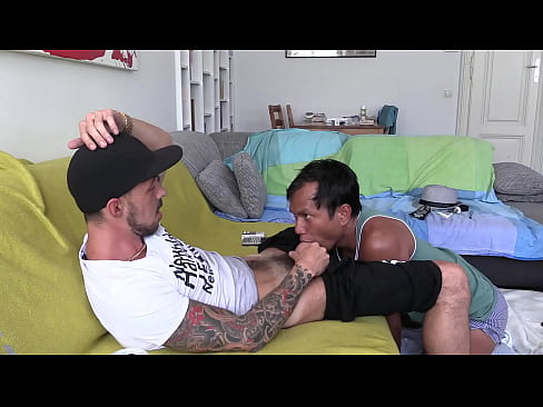 asian sucks white macho big monster cock