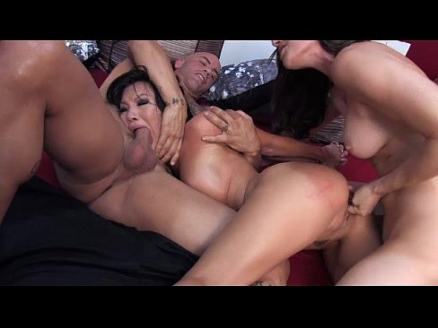Hardcore Ebony Threesome Bbc