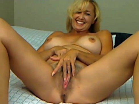 Sexy milf cougars ass spread