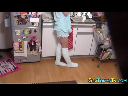 Image Japanese teen on spycam