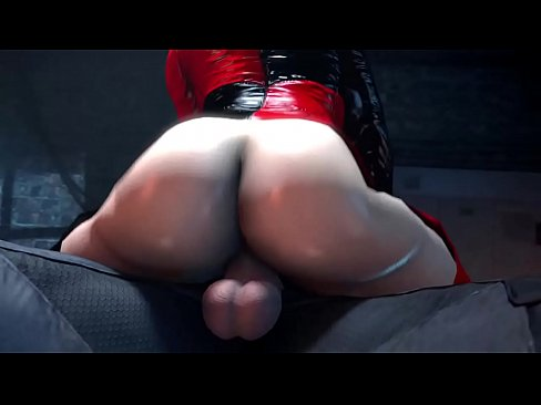 very hard anal sex harley quinn salope