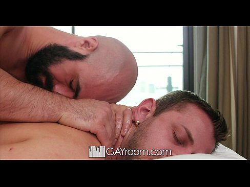 GayRoom – Pounded oiled ass with Chandler Scott and Lex Ryan