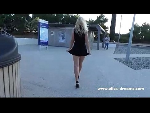 Public Nudity and Anal Sex