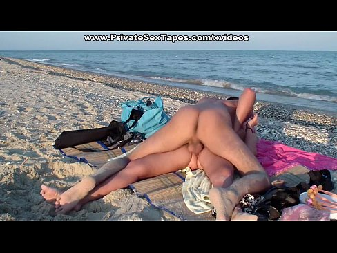 Sex beach fuck