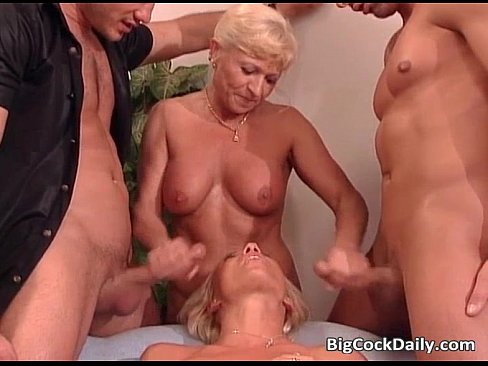 Amazing and unforgettable group sex