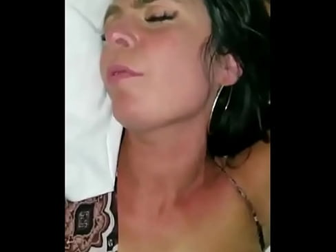 Drunk hotwife spreads her legs for bbc