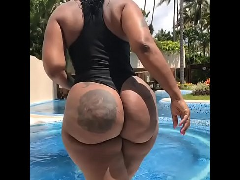 Big ass ghetto booty all