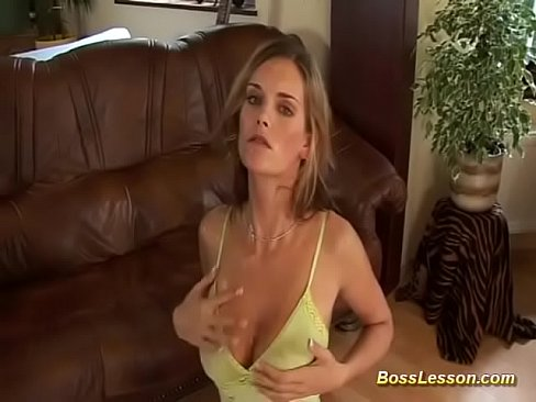 her first anal lesson – 13 min