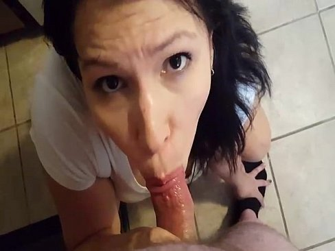 Handjob and ass fingering
