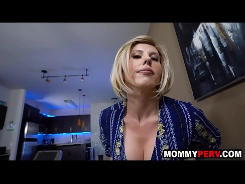 Clip sex Hot step mom takes care of broken hearted son - mommy and son sex