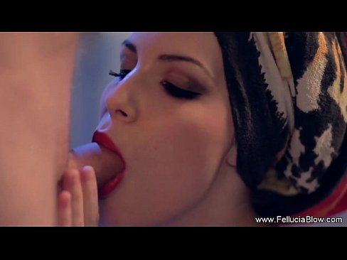 Fellucia blow the goddess 7