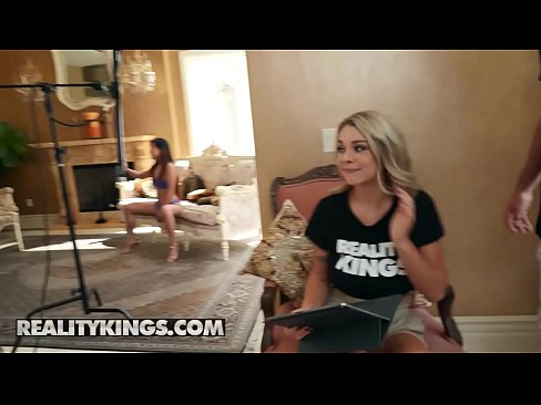 Teens love Huge COCKS - (Lucas Frost, Gabbie Carter) - BTS Babe - Reality Kings
