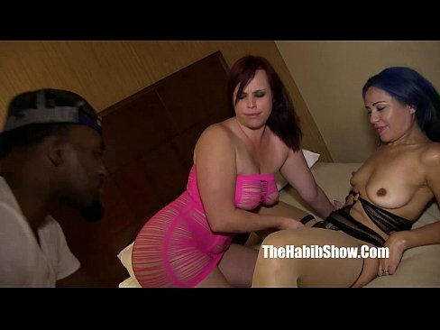 3-some milf queen rogue and pawg queen virgo fucked by bbc romemajor