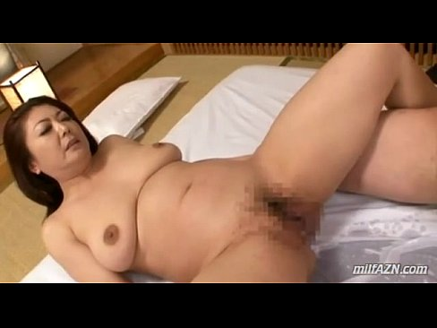 Fat Milf Getting Her Hairy Pussy Fucked By Young Guy Creampie Tasting Semen On T