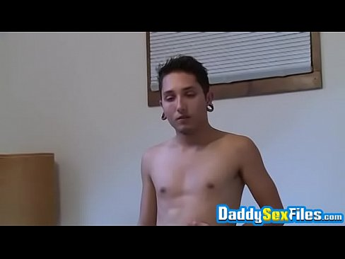 Older Gay Films Straight Young Dude Stroking His Big Cock