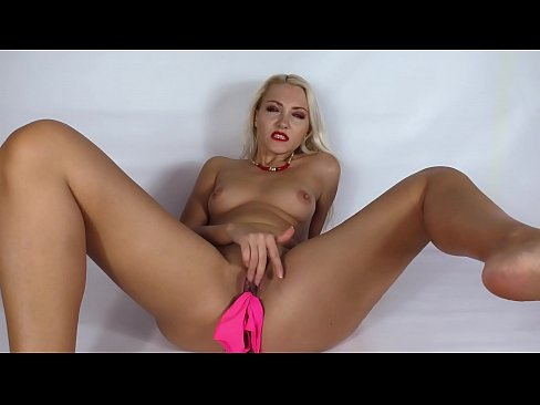 Stuffing panties, Fisting pussy and Squirting wet