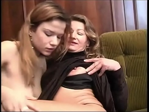 Mature horny lesbians teaching younger Vol. 1