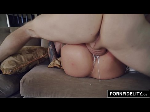 PORNFIDELITY Karma Rx Filled Up With Two Creampies