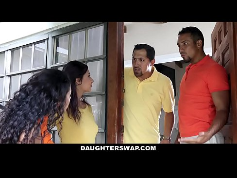 DaughterSwap – Creepy Dads Film Daughters Porn Audition
