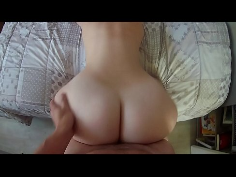 Massive round booty fuck from behind like a bitch