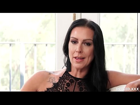 Texas Patti is a German MILF who likes having harsh anal sex. When Danny arrives, she stops with the toys and works on his stiff cock until her hole is completely drilled!