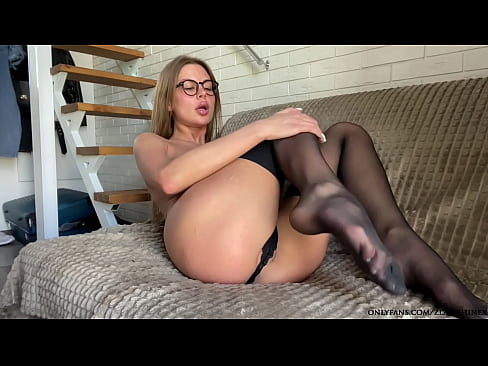 Would You Like To Fuck Me In These Stockings Right Now?
