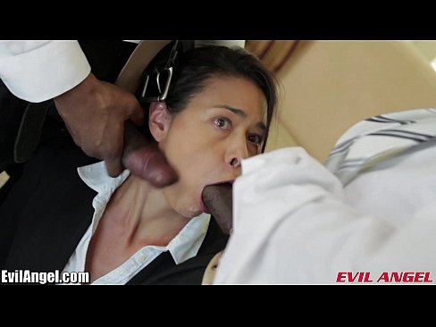 EvilAngel Asian in BBC Threesome