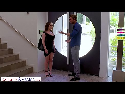 Naughty America - Sarah Williams (Bianca Burke) always picks the wrong man