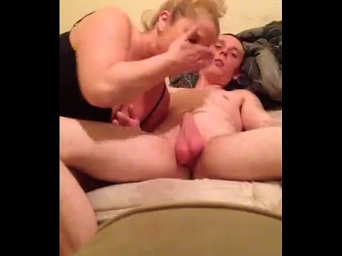 Homemade dirty talking wife