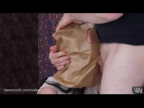 Bagged and gagged