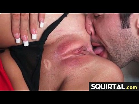 Made her awesome squirt 22