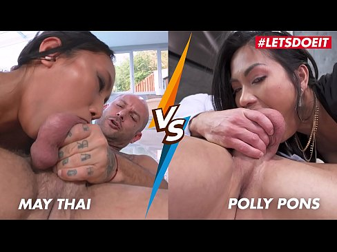 Clip sex HER LIMIT - See Now The Hottest Anal Asian Edition - May Thai VS Polly Pons