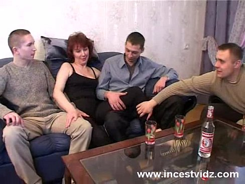 Like some Mother and son gangbang very nice