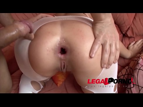 blonde slut britney is fit as fuck and loves anal!