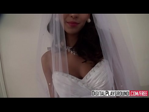 Digitalplayground bruce venture janice griffith wedding 2