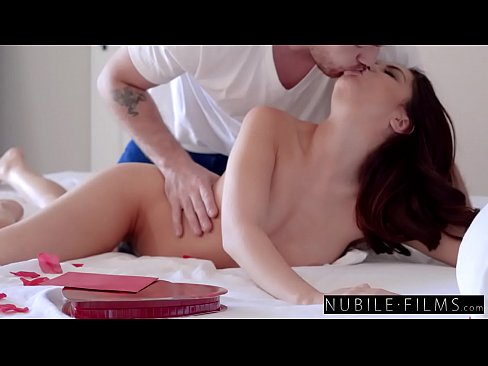 Petite And Sweet Jane Wilde Wakes Up To Valentines Day Fuck S34:E27