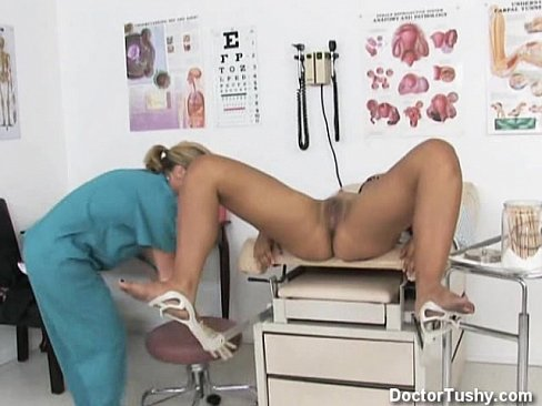 ASIAN FEMALE ASK TO STRIP OUT OF EVERYTHING FOR EXAM AND PAP SMEAR