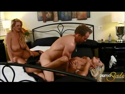 image Amazing puma swede kelly madison threeway big titted cumswap