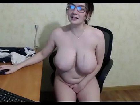 Chubby with big tits free cam