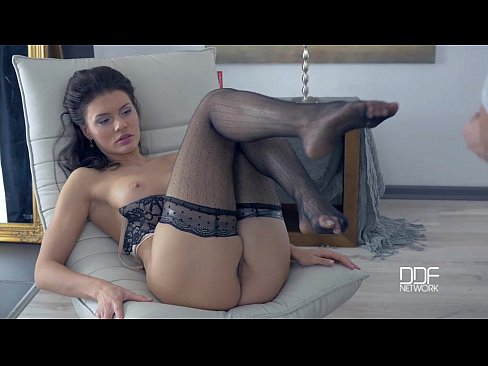 Sensual Rich Teen gets Ass Fucked and Loves it