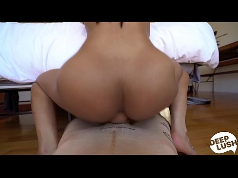 POV Squat Dick Riding Compilation with Anal DeepLush Owen Gray
