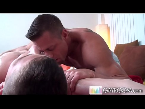 Jayden ass massaged