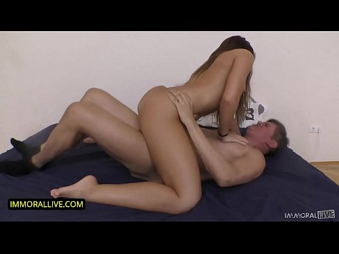 SQUIRTING FUN - WOOOOO! ROUGH SEX LOVING TEEN COMES BACK FOR ROUND 2 - Tan PAWG Pounded to Next Week!