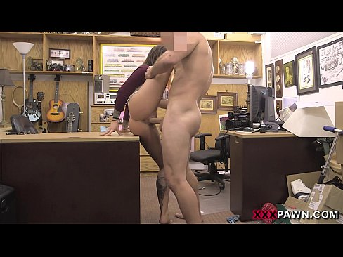 Felicity Feline in XXX Pawn gets fucked by pawn shop owner