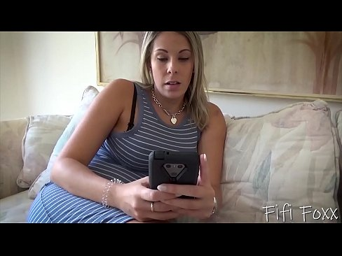 Mom and Son POV - Mom Helps Son by Fucking Him