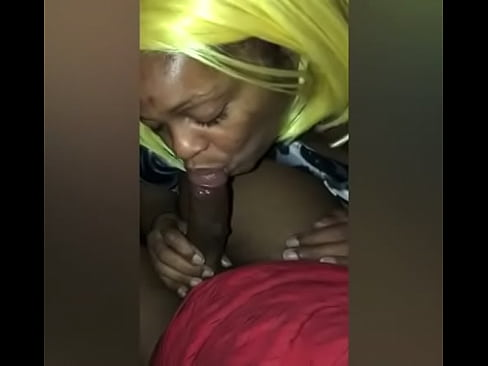 Moms was in the mood to suck dick I busted a load in her mouth and she gave me a happy smile