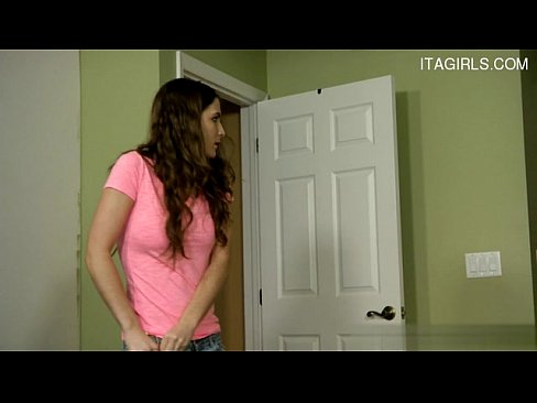 Molly Jane in brutal step daughter throat fucking