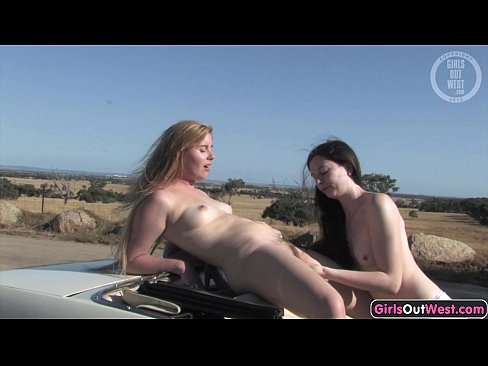 Lovely hairy lesbian amateur fingered and licked